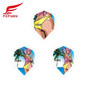 Fit Flight - Summer Vacation - 쉐이프 Shape